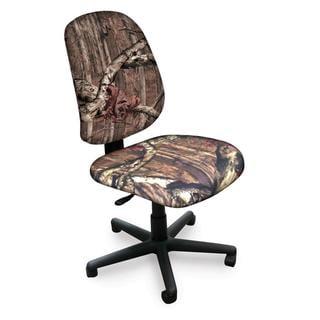 Allegra Mid-Back Mossy Oak® Fabric Task Chair