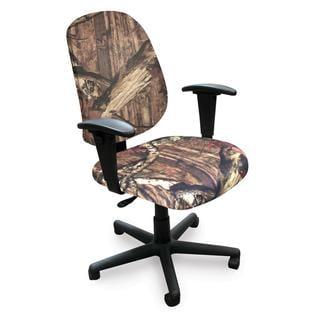 Allegra Multicolored Mid-Back Adjustable Task Chair