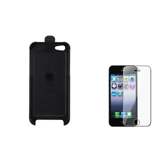Holster/ Screen Protector for Apple iPhone 5