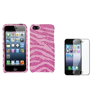 Case/ Screen Protector for Apple iPhone 5