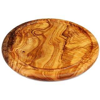 Handcrafted Olive Wood Cutting Board (Tunisia)