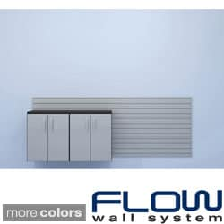 Flow Wall Dual Base Cabinet Starter Pack
