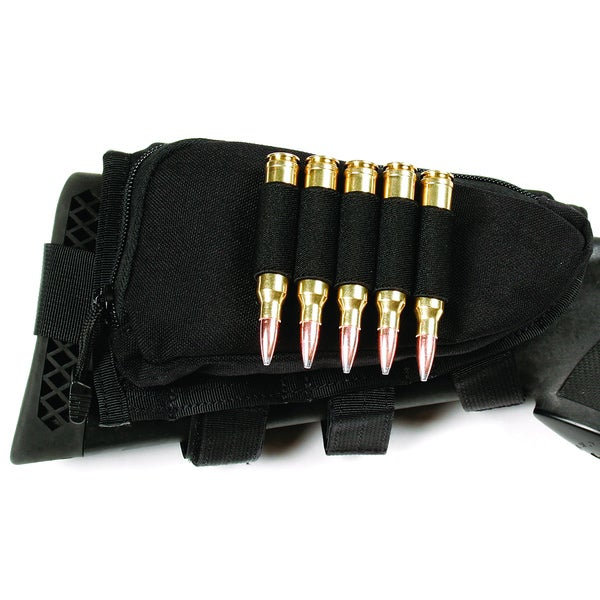 Blackhawk Black Ammunition Cheek Pad IVS