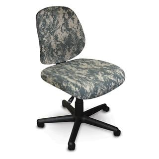 Allegra ACU Digital Camo Adjustable Task Chair