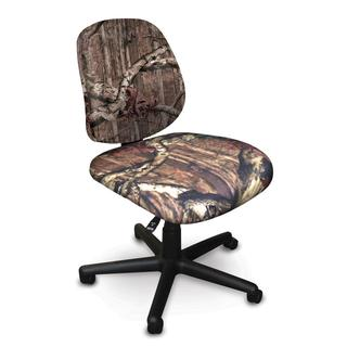 Allegra Mossy Oak Fully Assembled Fabric Task Chair