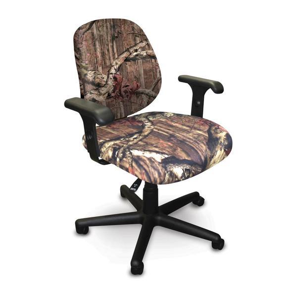 Allegra Mossy Oak Fabric Task Chair