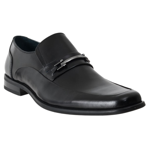 Steve Madden Men's 'Roddey' Leather Slip-on Dress Shoes