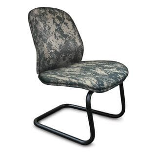 Allegra ACU Digital Camo Visitor Chair