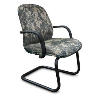 Allegra ACU Digital Camo Visitors Chair