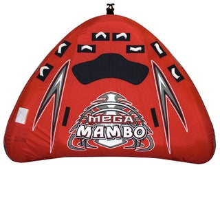 RAVE Sports Mega Mambo 4 Rider Towable