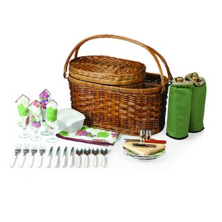 Merlot Deluxe Basket Set