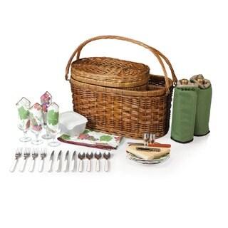 Merlot Deluxe Basket Set