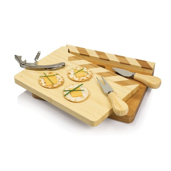 Action! Cheese Board