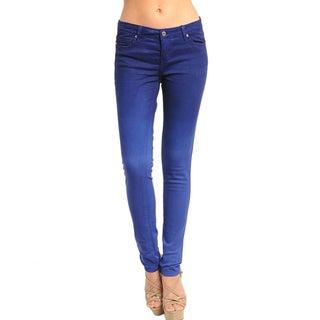 Stanzino Juniors Navy Ombre Skinny Jeans