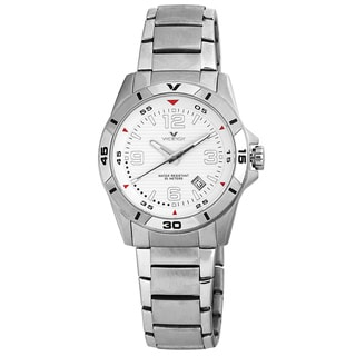 Viceroy Spain Men's 'Visept11' Brushed Stainless Steel Watch