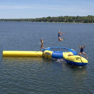 Rave Sports Aqua Jump Eclipse 150 Water Park