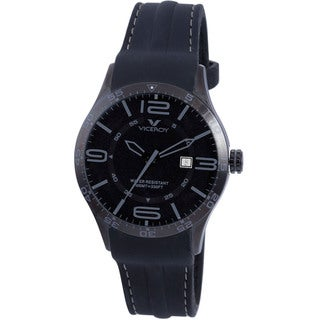 Viceroy Spain Men's Black Dial Date Watch
