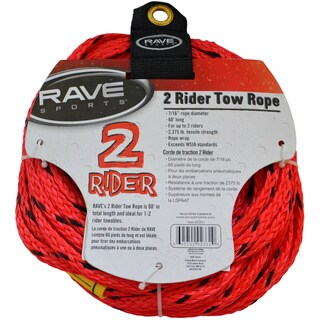 2 Rider Tow Rope