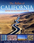 The Atlas of California: Mapping the Challenges of a New Era (Paperback)