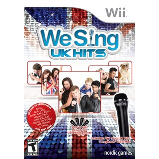 Wii - We Sing Uk Hits With Mic