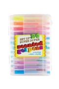 Super Duper Gel Pens (Hardcover)