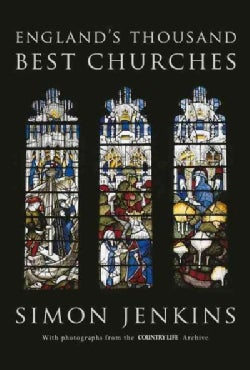 England's Thousand Best Churches (Hardcover)