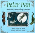 Peter Pan: With Three-Dimensional Pop-Up Scenes (Hardcover)