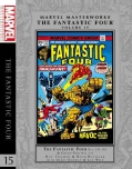 The Fantastic 4 15 (Hardcover)