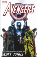 Avengers: the Complete Collection by Geoff Johns 2 (Paperback)