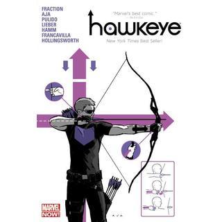 Hawkeye 1 (Hardcover)