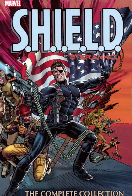 S.H.I.E.L.D. by Jim Steranko: The Complete Collection (Paperback)