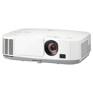 NEC NP-P401W LCD Projector - 720p - HDTV