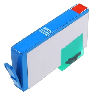 BasAcc Remanufactured Cyan Ink Cartridge for HP 564XL