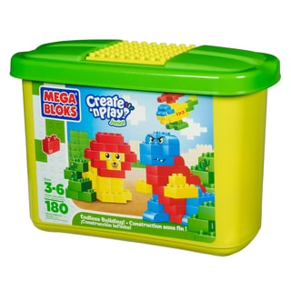 Mega Bloks Create 'n Play Junior Endless Building Value