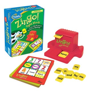 Think Fun Zingo Sight Words Game