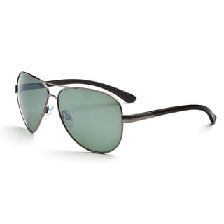 Optic Nerve Women's 'Arsenal' Aviator Sunglasses