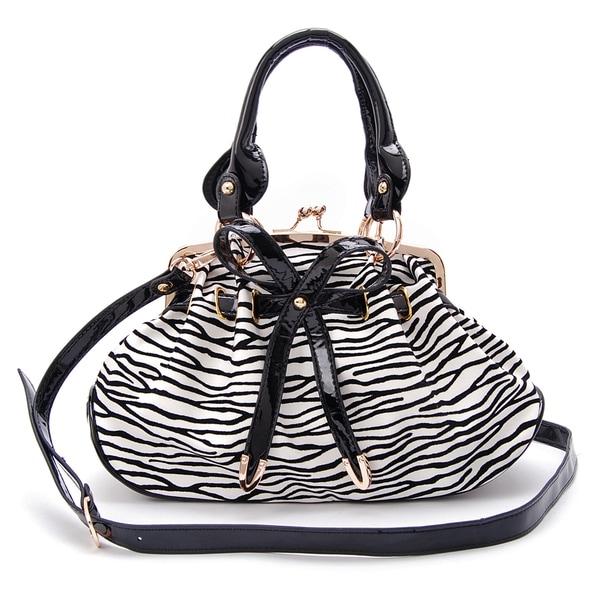DimeCity 'Cypress' Satchel Bag