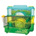 Penn Plax Rainforest Jungle Hamster Play Home