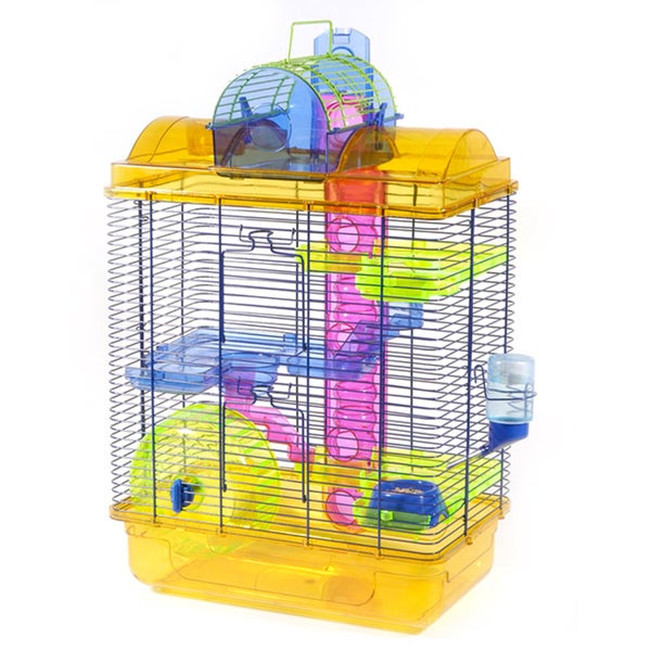 Penn Plax Large Here and There Hamster Cage