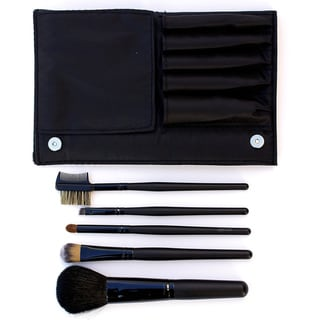 Starlet Black 6-piece Brush Set