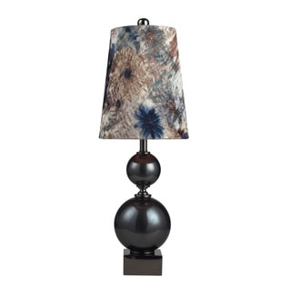 Dimond Lighting 1-light Black Nickel Finish LED Table Lamp