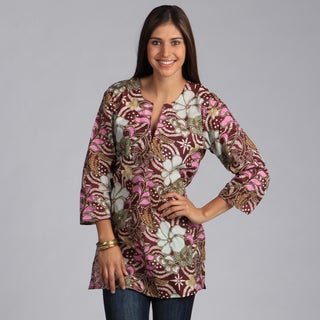 Rosy Pinks Tunic (India)