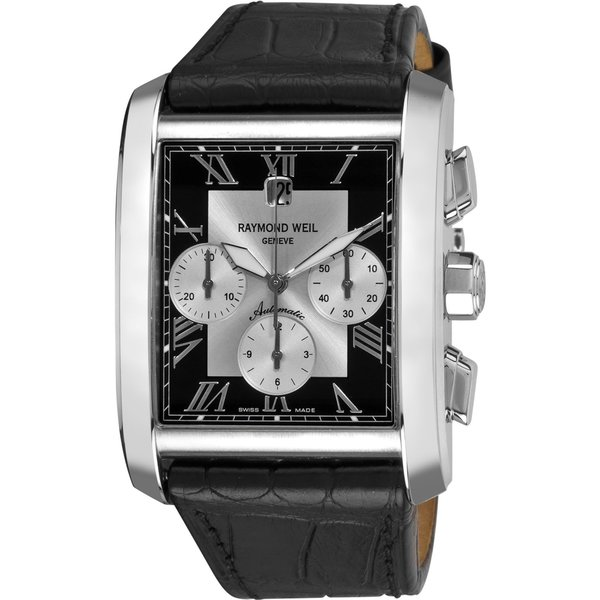 Raymond Weil Men's 'Don Giovanni Cosi Grande' Chronograph Watch