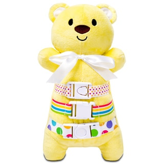 Buckleyboo BuckleyBear 12-inch Learning Toy