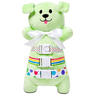 Buckleyboo BuckleyDog 12-inch Learning Toy