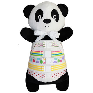 Buckleyboo BuckleyPanda 17-inch Learning Toy