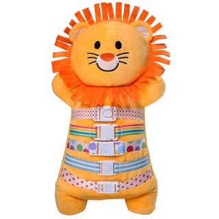 Buckleyboo BuckleyLion 17-inch Learning Toy