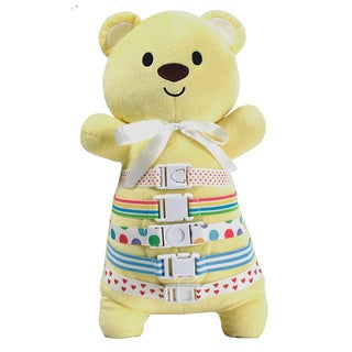 Buckleyboo BuckleyBear 17-inch Learning Toy
