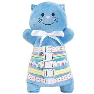 Buckleyboo BuckleyCat 17-inch Learning Toy