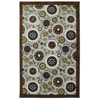 Suno Repeat Natural Rug (5' x 8')